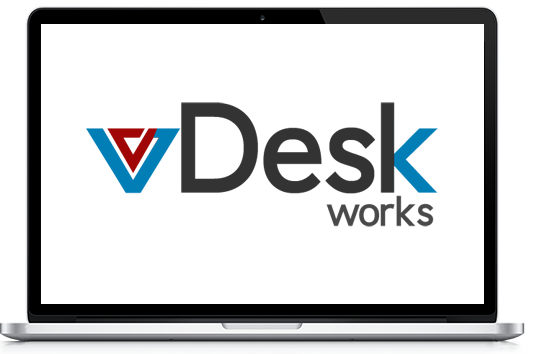 vDesk.works Cloud Network