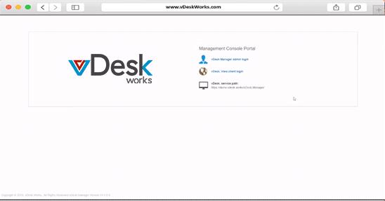 vDeskworks Icon