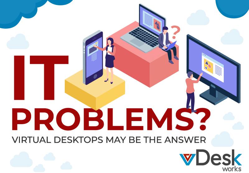Virtual Desktop IT Solution